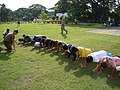 US Navy 091029-F-8858G-035 A Navy Special Warfare Sailor assigned to Joint Special Operations Task Force-Philippines leads a physical training session.jpg