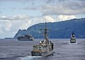 US Navy 111114-N-RI884-288 Naval ships participate in the integrated maritime exercise Koa Kai.jpg