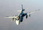 US Navy EA-6B Prowlers supporting operations against ISIL 141004-F-FT438-467.jpg