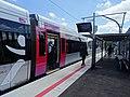 U 53600 avec ses portes ouvertes en gare d'Epinay-sur-Seine.jpg