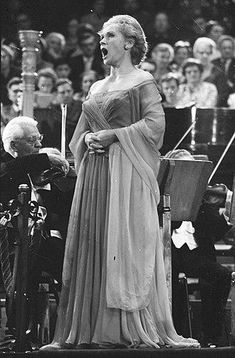 Elisabeth Schwarzkopf - Elisabeth Schwarzkopf (Amsterdam, 1961)