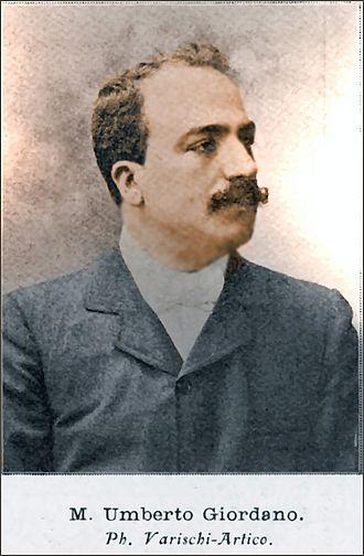 Umberto Giordano - Umberto Giordano, 1905
