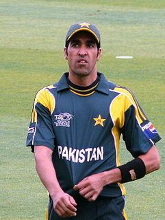 Umar Gul Pakistani cricketer