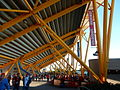 Under a Grandstand at Carrara Stadium.jpg