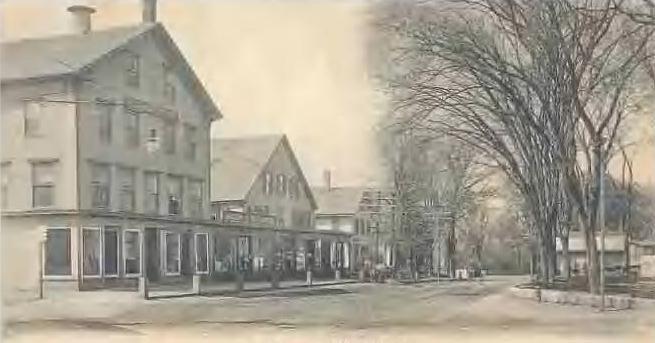 Union Square, Milford, NH