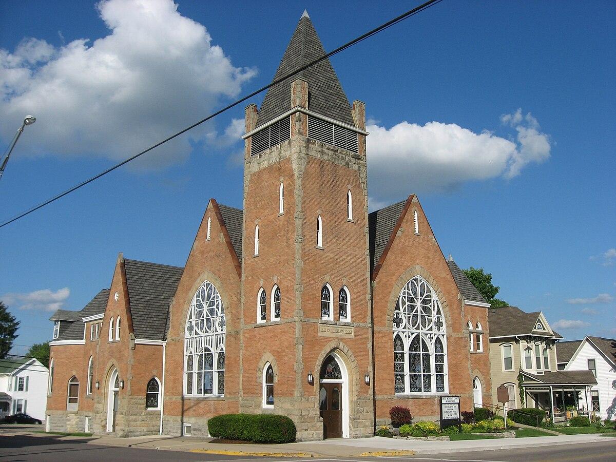 mechanicsburg united methodist church