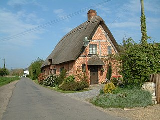 Burgate, Hampshire human settlement in United Kingdom
