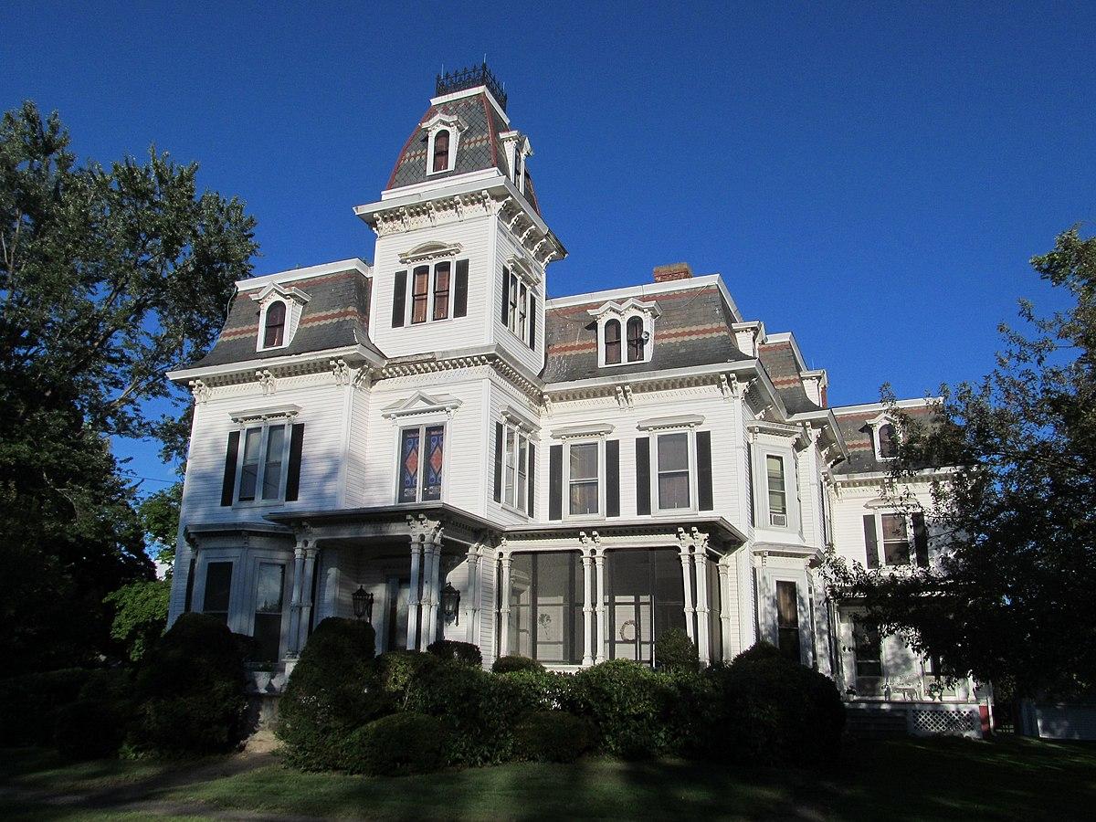 Upper Main Street Historic District Hatfield