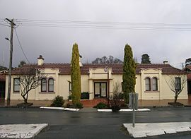 Uralla Shire Council chambers