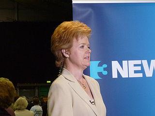 Ursula Halligan Irish political editor