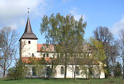 Urvaste church