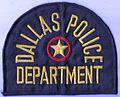 Usa - texas - dallas police.jpg