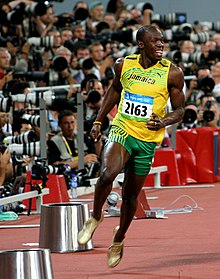 Athletics in Jamaica - Wikipedia