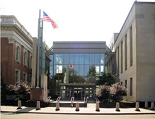 Erie Federal Courthouse United States historic place
