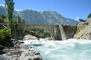 Swat River - Swat river