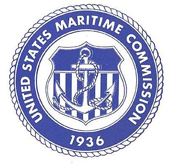 United States Maritime Commission - Seal of the United States Maritime Commission