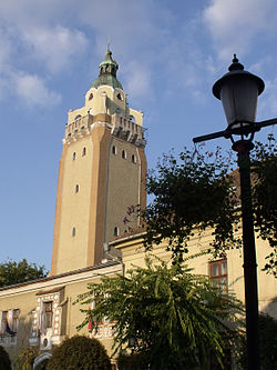 The Tower of the Town Hall