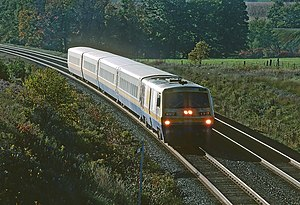VIA 6917 at Newtonville, ON on October 5, 1987 (22815421456).jpg