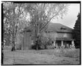 VIEW FROM SOUTHWEST - Chemawa Indian School, Hawley Hall, 5495 Chugach Street Northeast, Salem, Marion, OR HABS ORE,24-SAL,1L-3.tif
