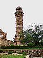 VIJAYA STAMBHA (THE VICTORY TOWER), chittorgarh, Rajasthan.JPG