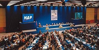 Our Home – Russia - VI Congress NDR, April 1999.