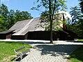 Valašské muzeum v přírodě, nová hala.JPG