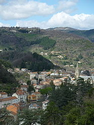 Vals-les-Bains – Panorama