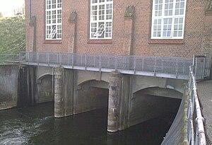 Tangeværket Dam - Powerhouse