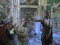Varallo, Sacra monte, Cappella 12-Baptism of Christ 03.JPG