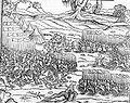 Varna 1444 Polski Kronika from 1564.jpg