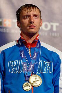 Veniamin Reshetnikov Russian fencer