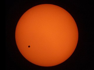 Transit of Venus, 2004 transit of Venus across the Sun visible from Earth on 8 June 2004
