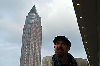 Martin Werhand German writer