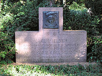 Vestre Kirkegård Carl Nielsen.JPG