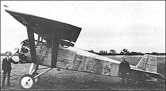 Vickers Wibault - Image: Vickers 121 Wibault Scout