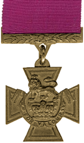 The Victoria Cross without Bar