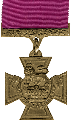 Victoria Cross Medal without Bar