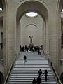 Victory at the Samothrace (Le Louvre) (5447033475).jpg