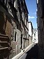 Vieux tours, rue du Poirier, ensemble du XVe au XVIIe siècle.jpg