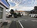 View of Sasaguri Station.jpg