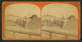 View of train wreck on bridge, from Robert N. Dennis collection of stereoscopic views.png
