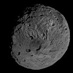 Viewing the South Pole of Vesta (cropped).jpg