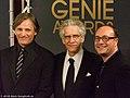 Viggo Mortensen, David Cronenberg, Martin Katz, Genie Awards 2012 (6822700190).jpg