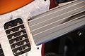 Vigier Excalibur Surfreter Special fretless guitar - Stainless steel fingerboard - 2014 NAMM Show.jpg