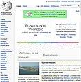 Vikipedio en Esperanto, frontpaĝo.jpg