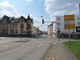 Viktoriastraße in Schwelm