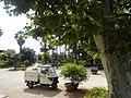 Villa Giulia garden truck, Palermo, Sicily, Italy (9458373266).jpg