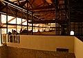 Villa romana del Casale - particolare struttura di copertura e protezione degli scavi (7831374816).jpg
