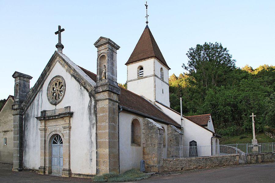Église Saint-Blaise de Villotte-Saint-Seine