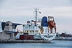Vinlandia (ship, 1979), Sète 2018.jpg